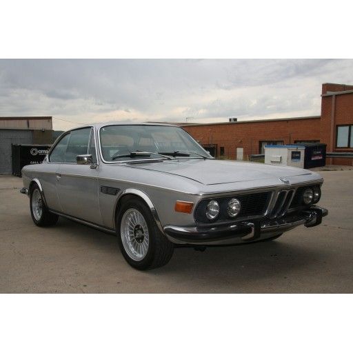 1972 BMW E9 3.0CS Manual