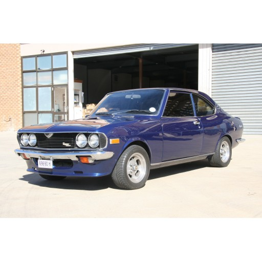 1975 MAZDA CAPELLA (RX2) COUPE - Series 4