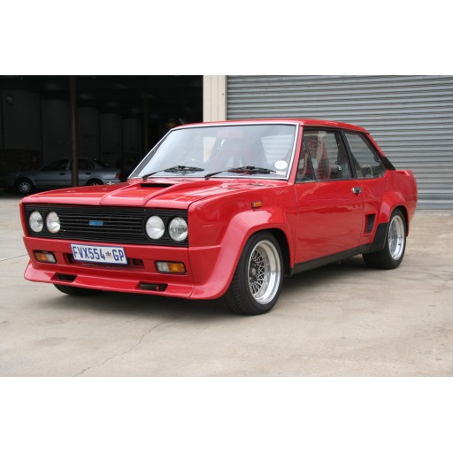 1979 FIAT 131 Abarth Stradale (Tribute)