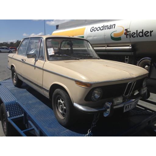 1974 BMW 2002 Automatic